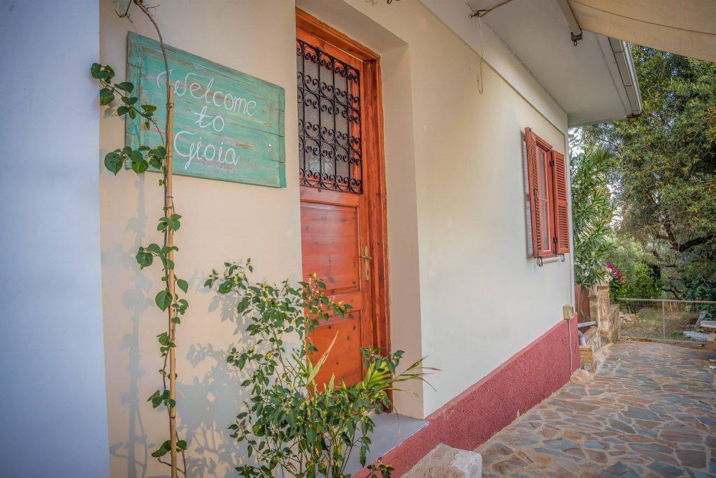 Welcome to Villa Gioia