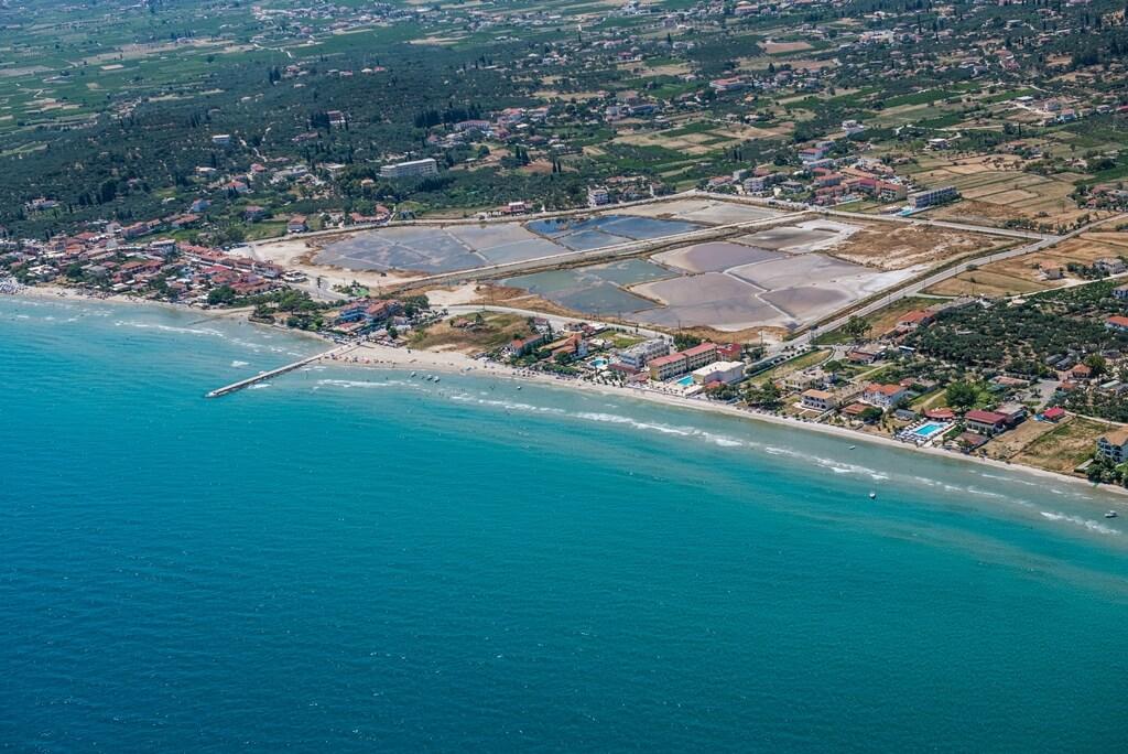 Alykes beach Zakynthos
